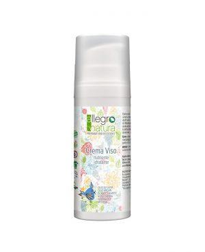 La Gatta Diva Allegro Natura cosmesi sostenibile bio green vegan crema viso idratante nutriente per pelli secche