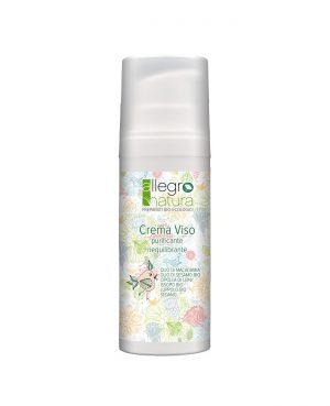La Gatta Diva Allegro Natura cosmesi sostenibile bio green vegan crema viso purificante riequilibrante per pelli miste