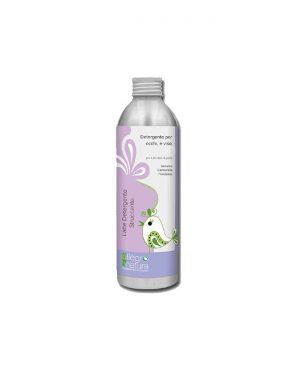 La Gatta Diva Allegro Natura cosmesi sostenibile bio green vegan latte struccante detergente viso e occhi