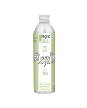 La gatta diva green ecosostenibile sapone intimo tiglio lavanda bio allegro natura vegan
