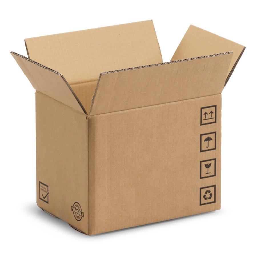 La gatta diva scatola cartone riciclato