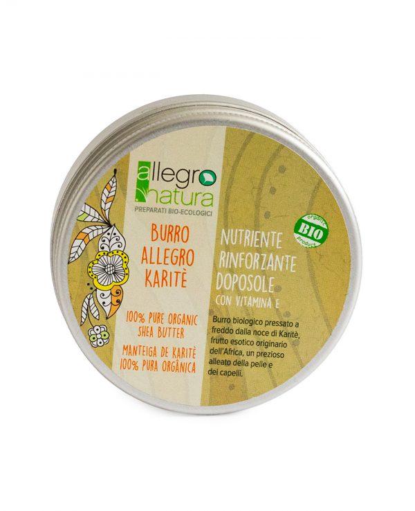 La Gatta Diva Allegro Natura cosmesi sostenibile bio green vegan burro di karitè