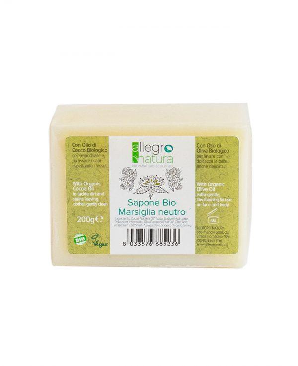 La Gatta Diva Allegro Natura cosmesi sostenibile bio green vegan sapone Marsiglia