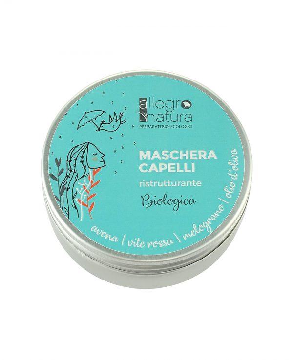 La Gatta Diva Allegro Natura cosmesi sostenibile bio green vegan maschera capelli ristrutturante