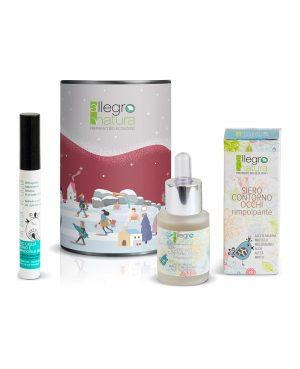 La Gatta Diva Allegro Natura cosmesi sostenibile bio green vegan cofanetto deluxe