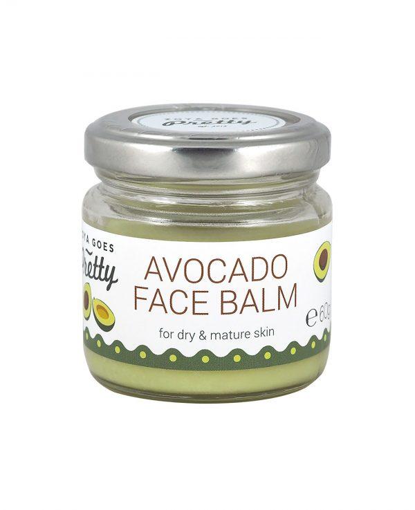 zoya-goes-pretty-face-balm-avocado basamo viso vegano