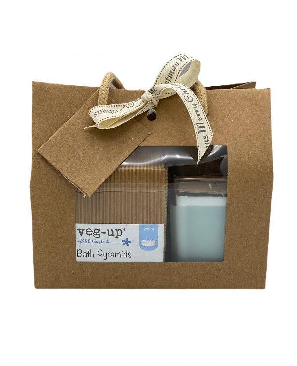 vegup cofanetto zero waste relax aroma therapy