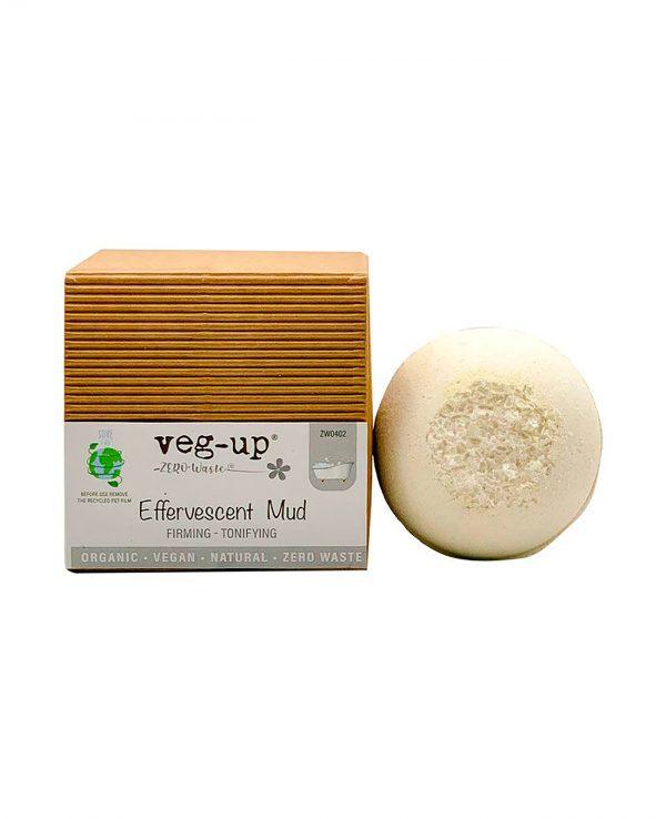 vegup mud effervescente balneoterapia tonificante cosmetici bagno