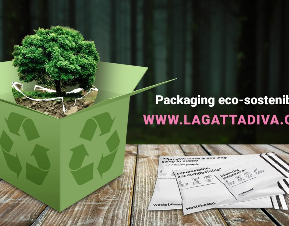 shop con packaging ecosostenibili
