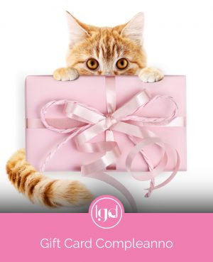 compleanno gift card